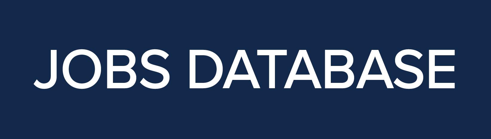 Jobs Database