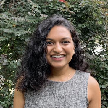 Malvika Pillai, PhD Candidate in Health Informatics